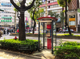 台北の電話ボックスの写真・画像素材[951335]