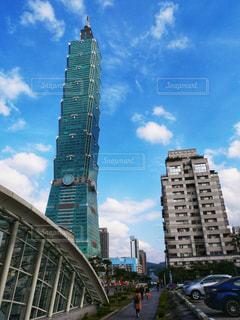 台北101の写真・画像素材[953342]