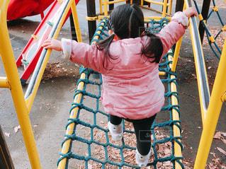 公園遊びの写真・画像素材[1030791]