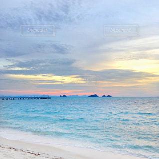 サムイ島のサンセットの写真・画像素材[1195342]