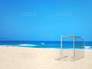 リゾート地でビーチスポーツの写真・画像素材[1293990]