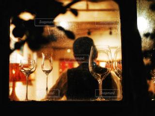 barを眺めての写真・画像素材[1627661]