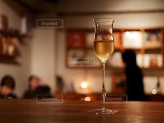 ワインのグラスの写真・画像素材[1639523]