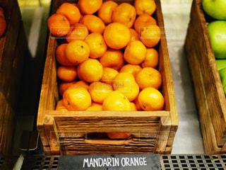 マンダリンオレンジの写真・画像素材[1768823]