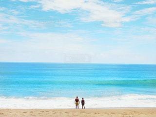 ビーチの写真・画像素材[2153254]