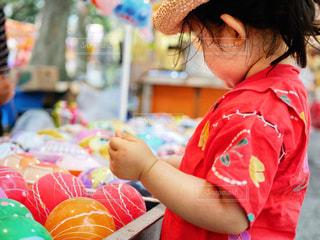 夏祭りの写真・画像素材[2166135]