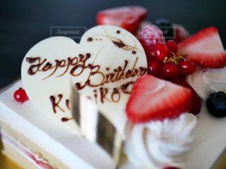 バースデーケーキの写真・画像素材[2264115]