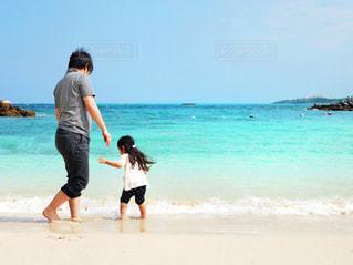 青い海の写真・画像素材[2337350]