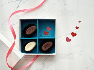 チョコレートの写真・画像素材[2951381]