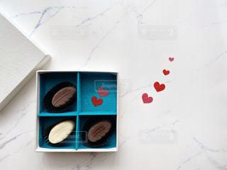 チョコレートの写真・画像素材[2951382]