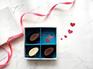 チョコレートの写真・画像素材[2953924]