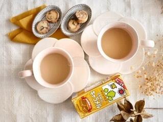 豆乳飲料キャラメルの写真・画像素材[3815397]