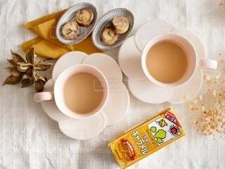 豆乳飲料キャラメルの写真・画像素材[3815399]