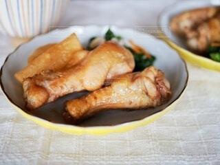 味ぽんで作る和食の写真・画像素材[3913599]
