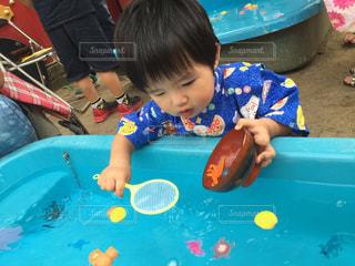 子供の写真・画像素材[654525]