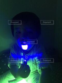 ライトの写真・画像素材[656097]