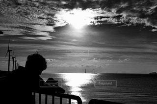 男性の写真・画像素材[828141]