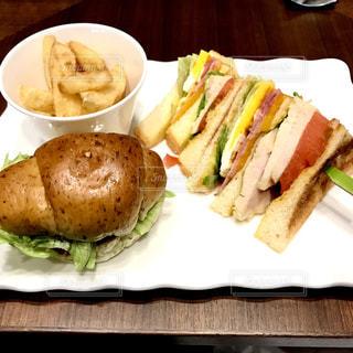 食べ物,サンドイッチ