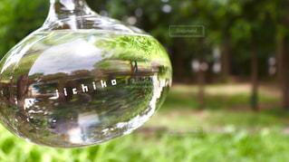 クローズ ボトル、ワインのガラスのの写真・画像素材[1282406]
