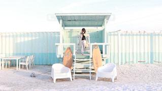 女性,20代,白,砂浜,ホワイト,WILD BEACH