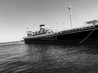 水体の大型船 - No.815969