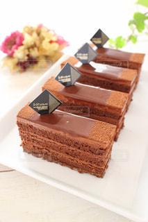 食べ物,スイーツ,ケーキ,デザート,テーブル,お菓子,バレンタイン,手作り,チョコケーキ