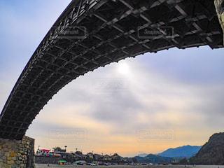 錦帯橋の写真・画像素材[1197147]