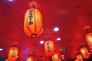 提灯,旅行,台湾,地下街,台湾地下街