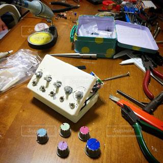 DIY,組み立て,シンセサイザー,ミキサー,キット,シンセ