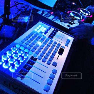 コンピューターのキーボードのスクリーン ショットの写真・画像素材[802545]
