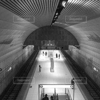 みなとみらい線、元町中華街駅の写真・画像素材[827799]