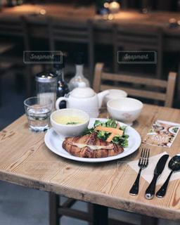 カフェ 飲食店 ショップ お店 ランチ ブレット ひと休みの写真・画像素材[2256304]