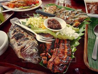 魚,ご飯,フィリピン,おいしい
