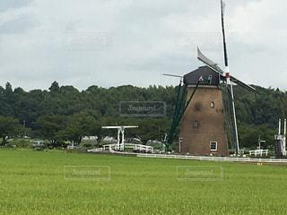 風車の写真・画像素材[683033]