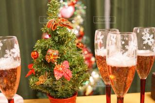 インテリア,冬,クリスマス,パーティー,クリスマスツリー,クリスマスパーティー