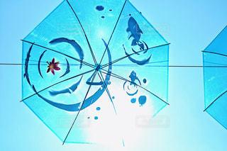 傘アート 海の世界の写真・画像素材[1234168]