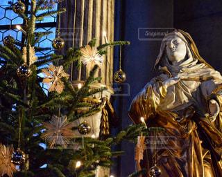 クリスマス ツリーの写真・画像素材[952624]