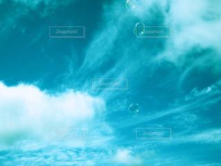 自然,空,秋,雲,青空,秋空