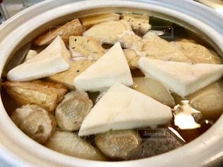 食べ物,スープ,鍋,料理,おでん,熱々