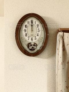 インテリア,マイホーム,カーテン,時計,家,午前0時