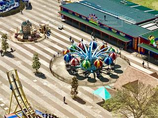国営ひたち海浜公園の観覧車から見た風景🎡の写真・画像素材[1263768]