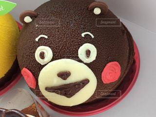 近くにケーキのアップ - No.812984