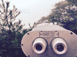 見えるは霧ばかりなりけりの写真・画像素材[849698]