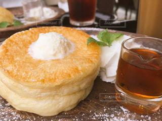 パンケーキ,ランチ,美味しい,おしいい