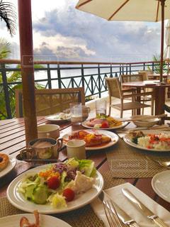 朝食,沖縄