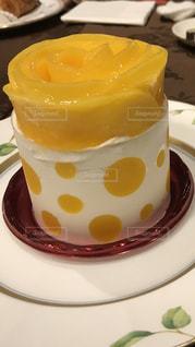 マンゴー,期間限定,黄色の水玉模様,マンゴーの薔薇