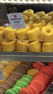 お菓子,スペインのマルシェ