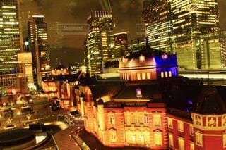 夜の街の写真・画像素材[781626]