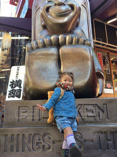 子供,笑顔,日本,ジェスチャー,ハーフキッズ