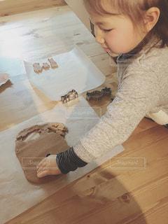 赤ちゃんの手の写真・画像素材[994680]